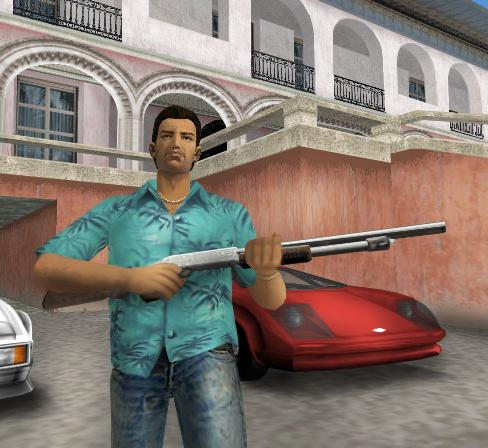 [OFFLINE] Tommy Vercetti (GTA VICE-CITY) HD x wesker Tumi_Verchety_car_woop_woop!