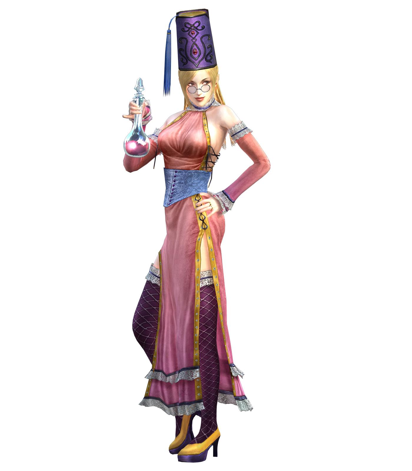 Warriors Orochi 3 Ultimate Da Ji Mystic Weapon: Christine De Pizan