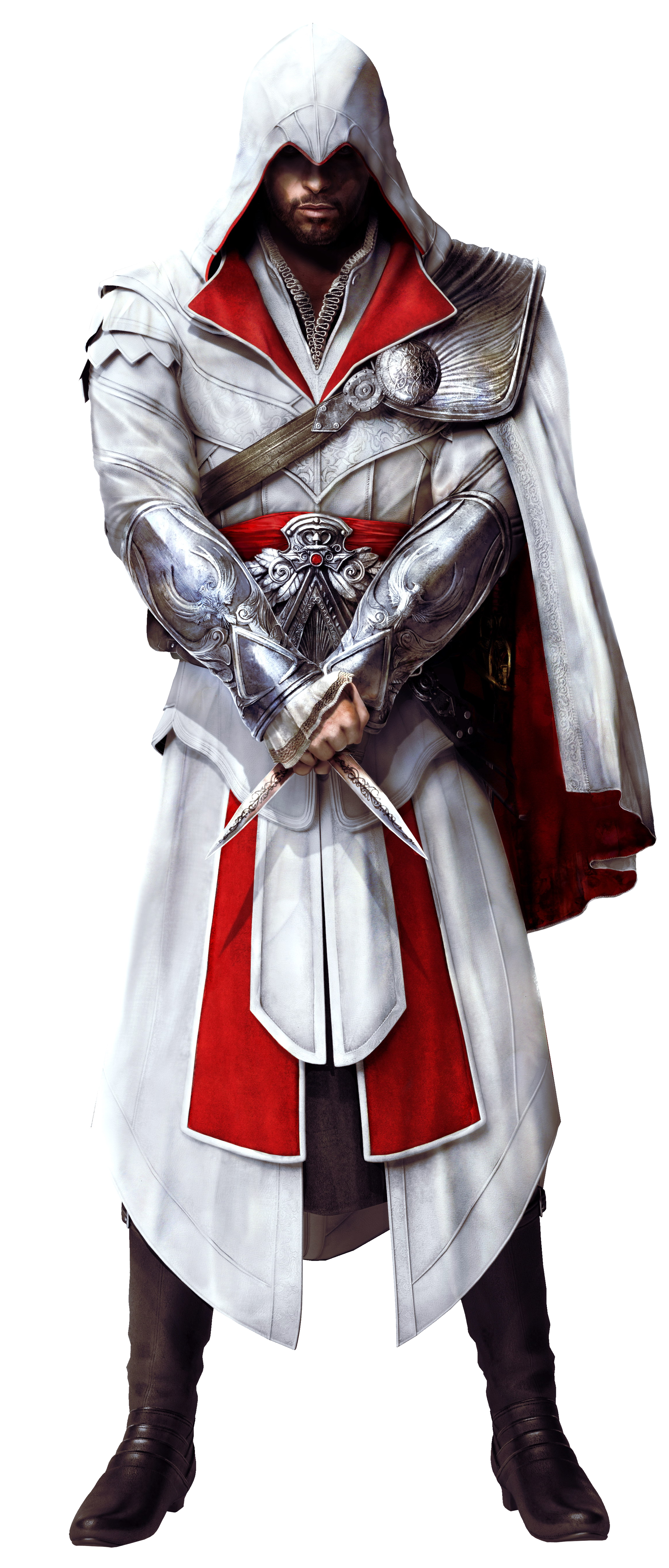 Image - ACB Ezio render.png - Assassin's Creed Wiki