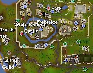 Runescape 2013 Map, Image - World map view.png - The RuneScape Wiki