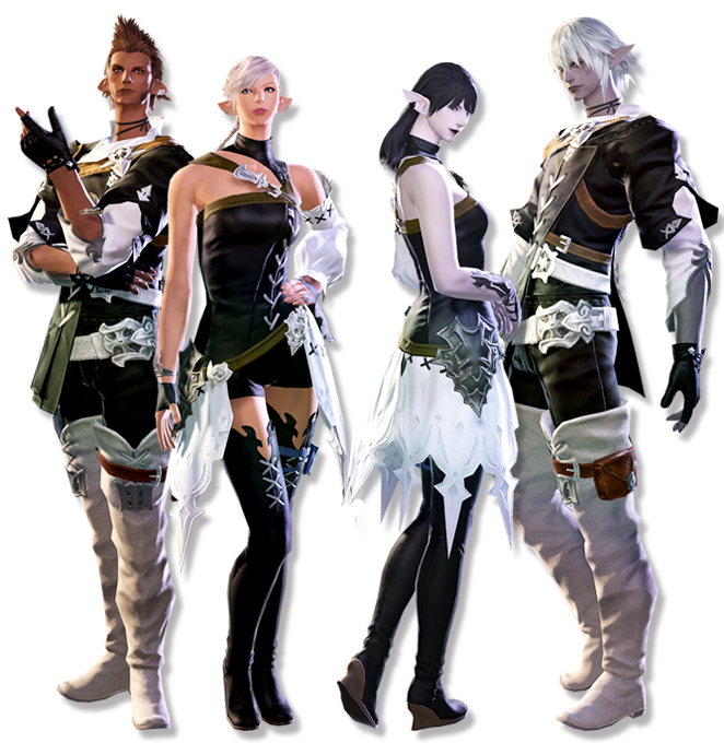 Elezen - The Final Fantasy Wiki - 10 years of having more Final ...