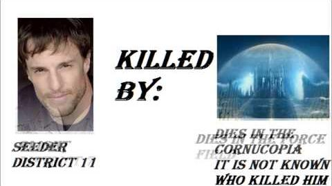 Catching fire Death Order