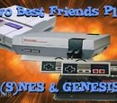 NES SNES and Genesis!