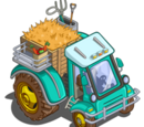 Animal Pen Harvester