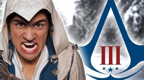 ULTIMATE ASSASSIN'S CREED 3 SONG Music Video