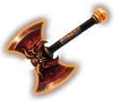 Dragon-Cleaver (Orange)