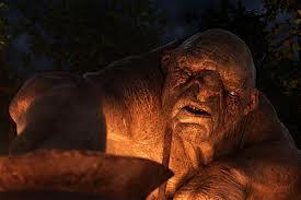 Trolls Hobbit Lord Rings