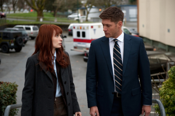 Dean And Charlie - Supernatural... Scary Just Got Sexy!