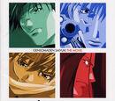 Gensoumaden Saiyuki Requiem - four songs
