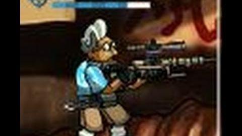 Strike Force heroes 2 secret characters