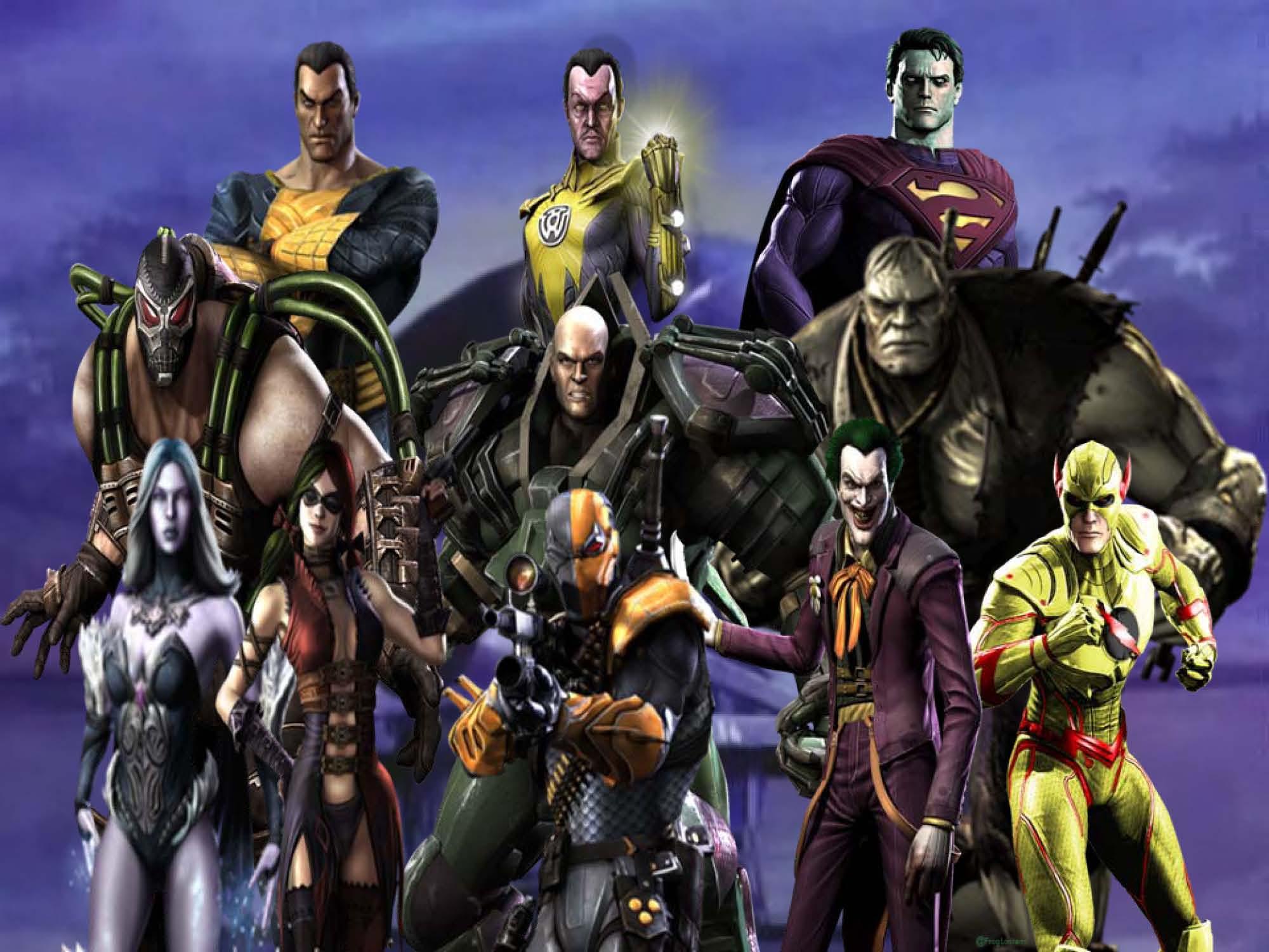 Legion of doom justice image legion of doom jpg