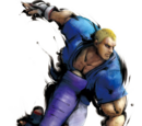 Street Fighter IV Character Images