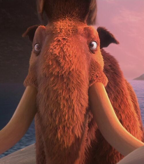 Manny Ice Age