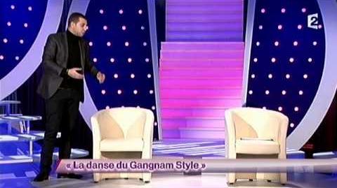 La danse du Gangnam Style