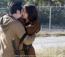 Glenn y Maggie