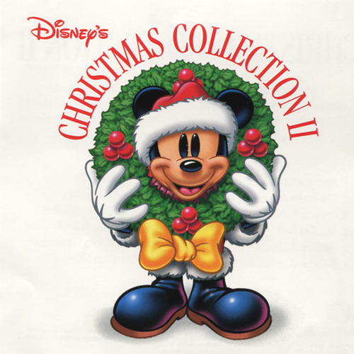 Modern xmas songs - Disney Records Album Featuring Christmas Versions Of Disney Songs