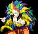 Goku SSJ Arcobaleno