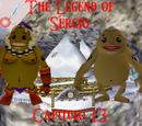 The Legend of Sergio: Capítulo 13