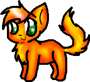 Image - Flashfire Chibi.png - The Warrior Cats Roleplay ...  Warrior Cat Chibi