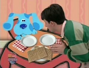 Snack Time - Blue's Clues Wiki