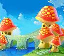 The mushroom bridge