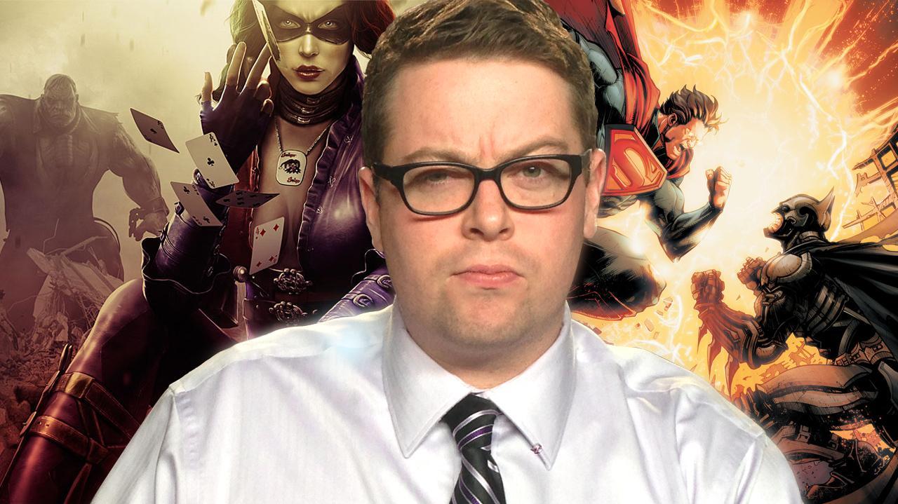 Killing Comic Book Legends - Injustice