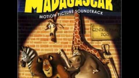 Soundtrack de Madagascar