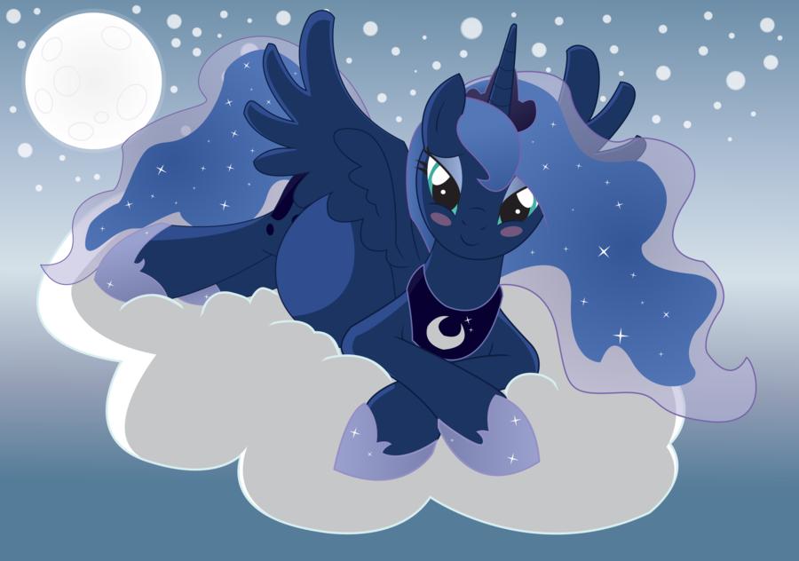 Mlp Pregnant Luna File:commission pregnant luna