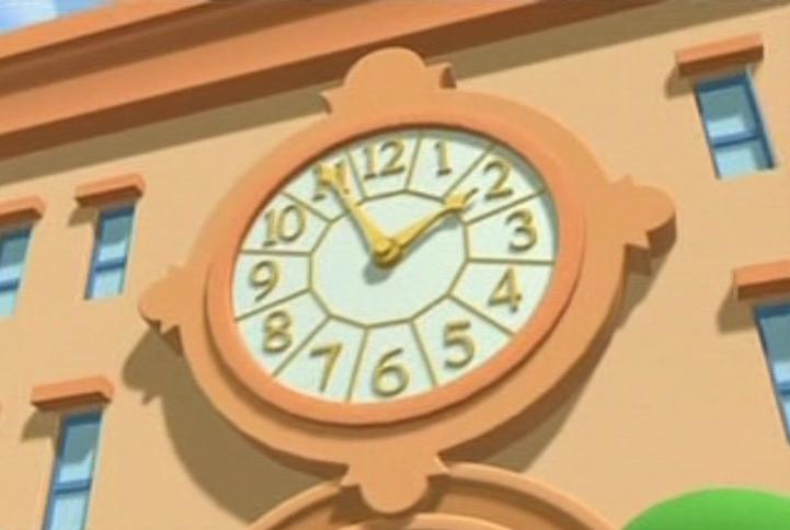 Haunted Clock