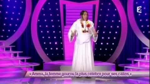 Amma, la femme gourou la plus célebre pour ses câlins