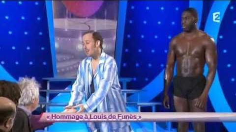 Hommage à Louis de Funès