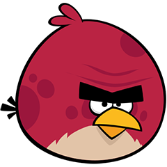 angry birds go terence - photo #15