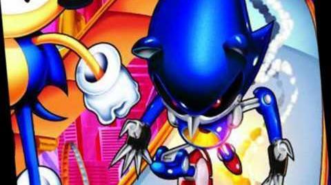 Metal Sonic - Theme Song