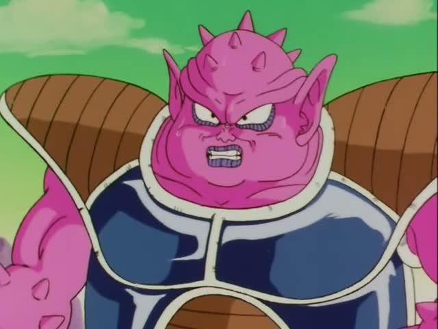 Qual o pior personagem de Dragon Ball? Dodoria