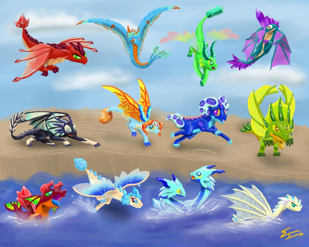fan dragonvale wiki