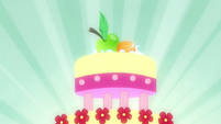 The top of the cake S2E24
