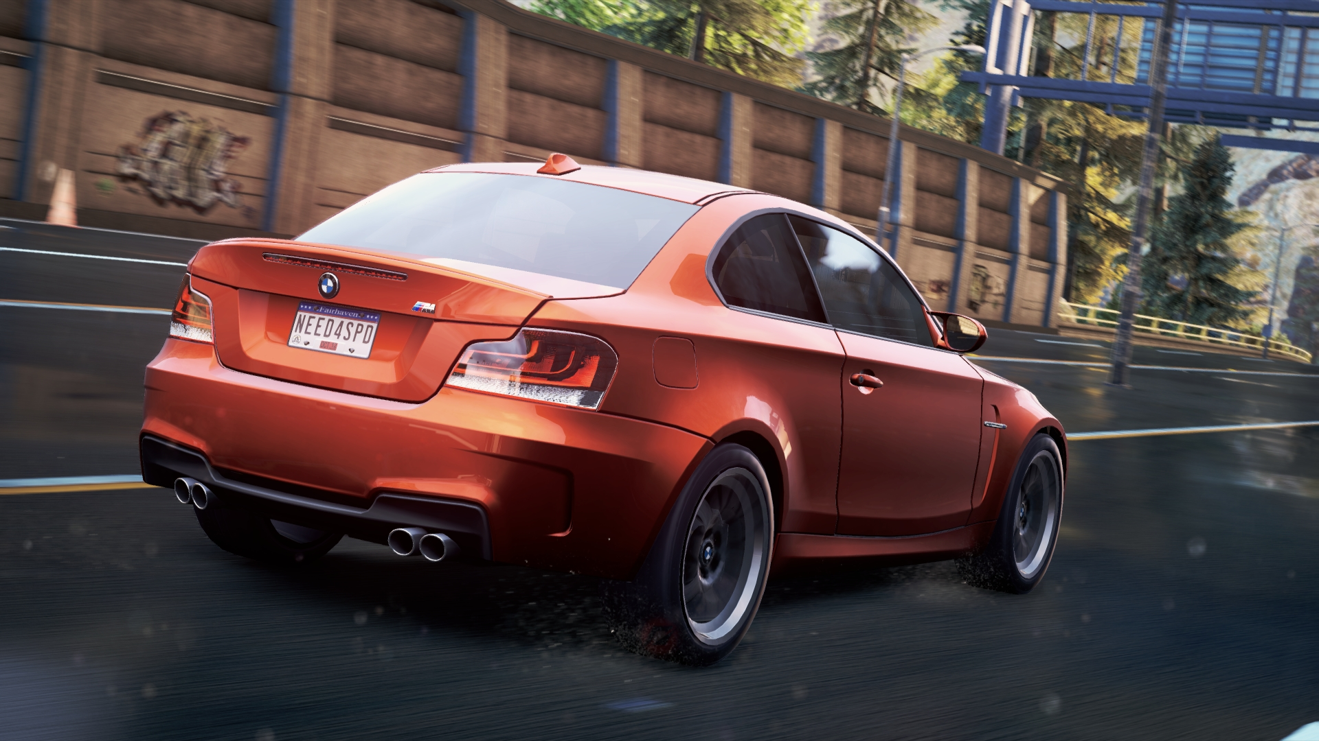 Bmw 1 Series M Coup 233 At The Need For Speed Wiki Need For Speed Series Information