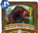 Demoralizing Roar