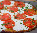 Asnow89/The Latest Craze: Cauliflower Crust Pizza