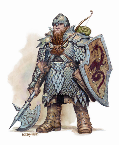 Fighter - D&D4 Wiki, the D&D 4th edition wiki