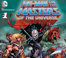 He-Man and the Masters of the Universe Vol 2