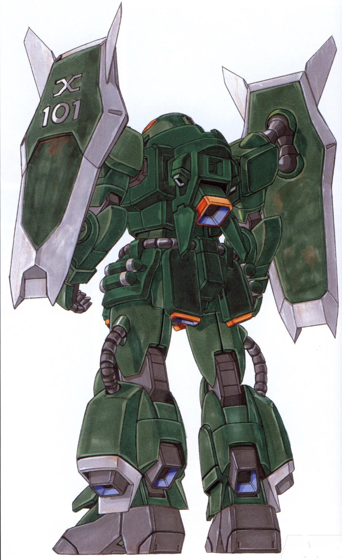 Zgmf X101s Zaku Splendor Gundam Wiki