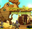 Gigantozaur: Atak Giganta