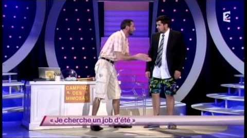 Je cherche un job d'été