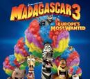 Madagascar 3: Europe's Most Wanted (soundtrack)