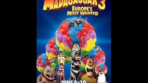 Soundtrack de Madagascar 3
