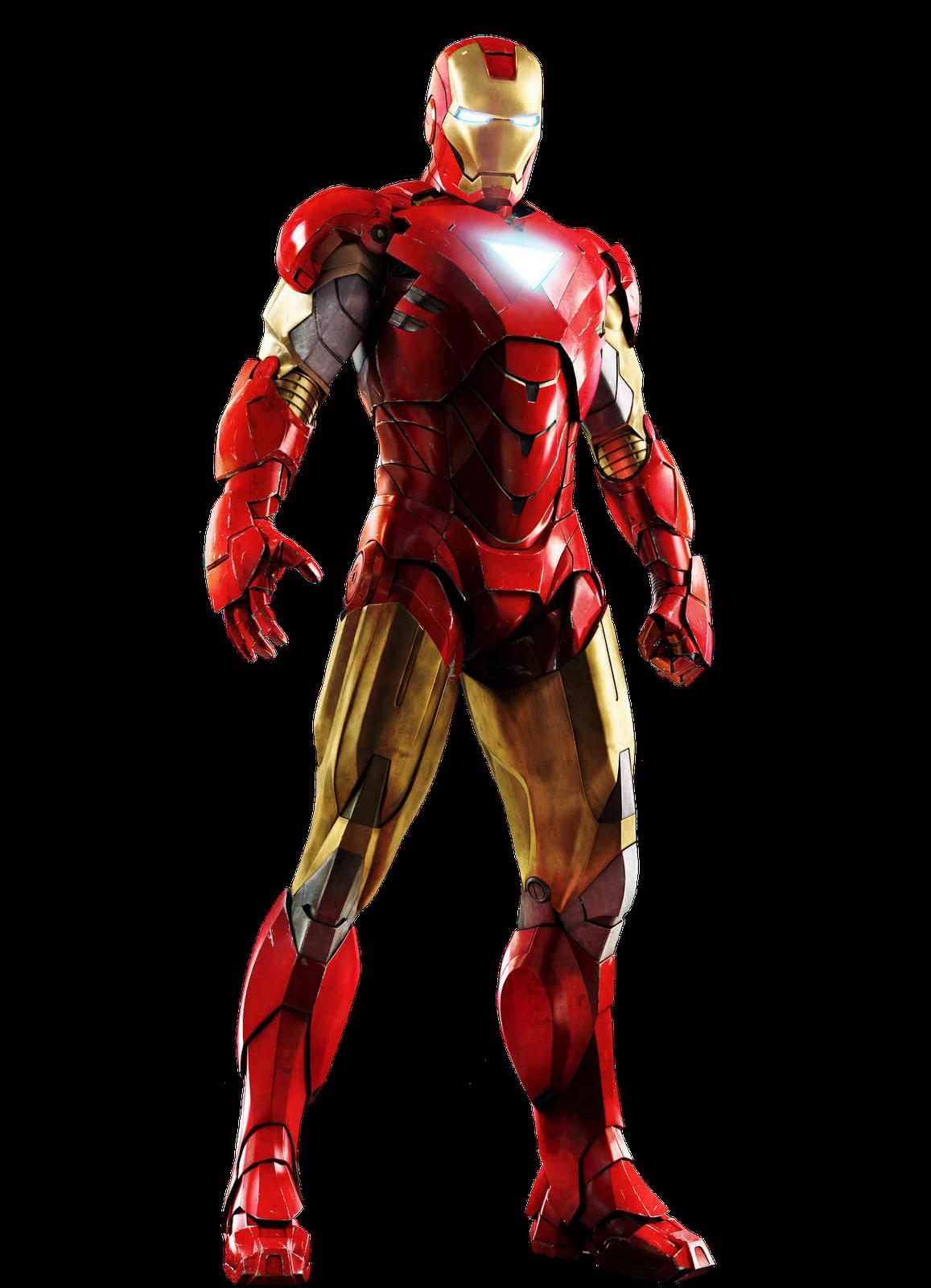 Image - Iron Man Render.png - DisneyWiki
