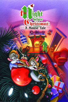 The Night Before Christmas: A Mouse Tale - Christmas Specials Wiki