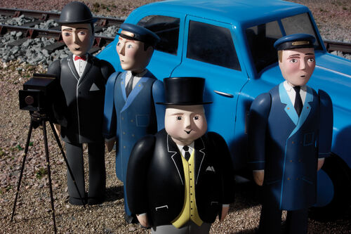 James the Second Best - Thomas the Tank Engine Wikia