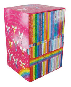 The rainbow magic books themselves are written by a various amount of